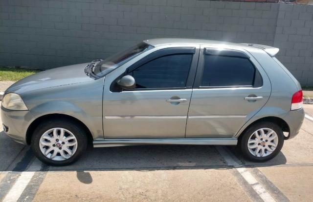 Fiat Palio ELX 1.4 - FLEX 8V 4P - Ano 2008/2009 - Completo - Foto 3