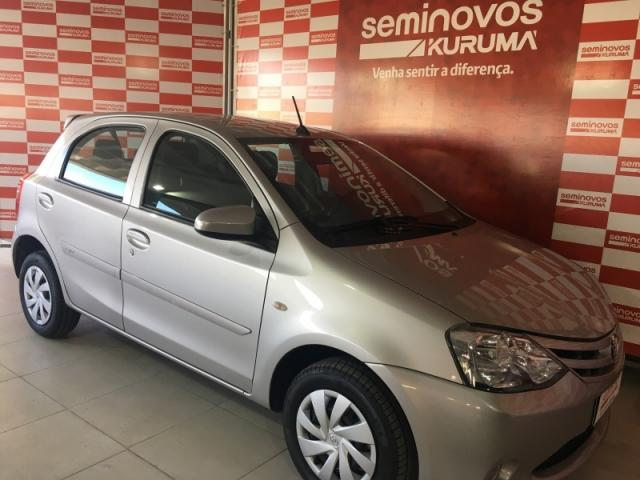 TOYOTA ETIOS 1.3 X 16V FLEX 4P MANUAL. - Foto 4