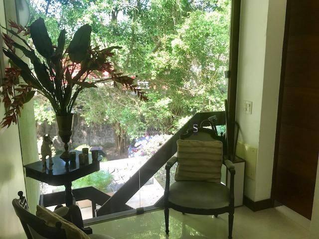Casa para alugar, 700 m² por r$ 18.000,00/mês - jardim botânico - rio de janeiro/rj - Foto 19