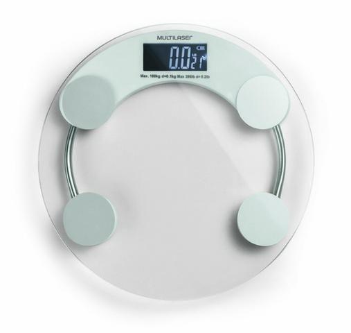 Balanca Digital Incolor Eat Smart Multilaser - Foto 3