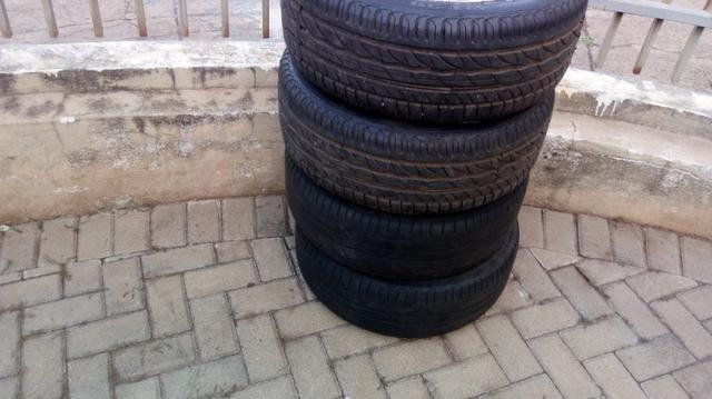 Rodas com pneus aro 16 - Foto 7