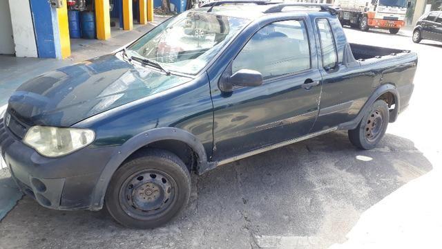Fiat strada ce 2007 - Foto 4