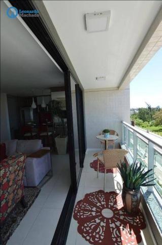 Apartamento residencial à venda, Engenheiro Luciano Cavalcante, Fortaleza. - Foto 11