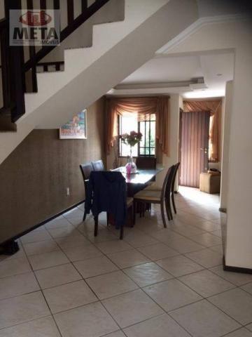 Casa com 3 dormitórios à venda, 190 m² por R$ 520.000,00 - Guanabara - Joinville/SC - Foto 13