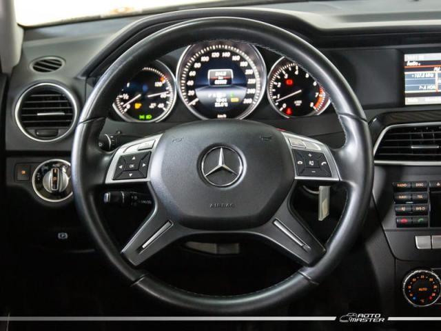 Mercedes C-180 CGI Sport 1.6 TB 16V 156cv Aut. - Prata - 2014 - Foto 5