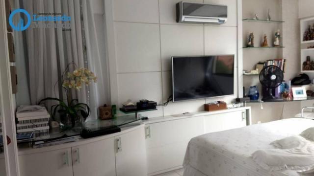 Apartamento com 3 dormitórios à venda, 126 m² por R$ 550.000 - Aldeota - Fortaleza/CE - Foto 5