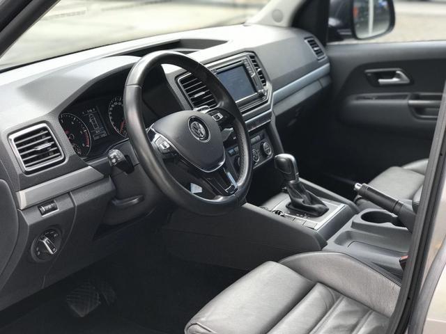 Volkswagen amarok highline tdi 4x4 at 2017, diesel - Foto 8