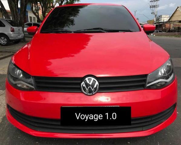 VW Voyage Trendline 1.0 2015 - Foto 5