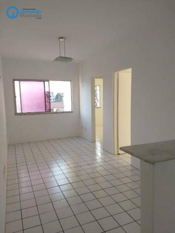 Apartamento com 2 dormitórios à venda, 50 m² por R$ 139.000 - Damas - Fortaleza/CE - Foto 4