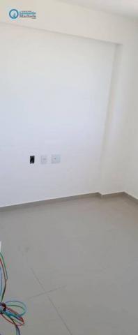 Apartamento com 3 dormitórios à venda, 78 m² por R$ 510.000 - Praia do Futuro - Fortaleza/ - Foto 5