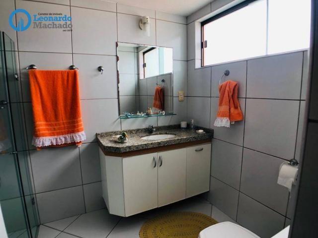 Apartamento com 3 dormitórios à venda, 153 m² por R$ 620.000 - Engenheiro Luciano Cavalcan - Foto 12