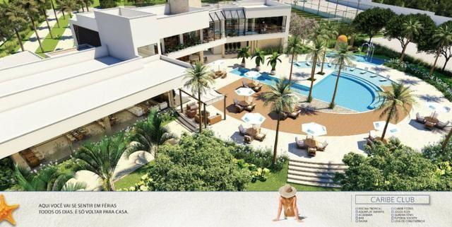 Caribe Golf & Spa Condomínio Resort - Lotes a partir de 600 m² - Beira Lago - Foto 17