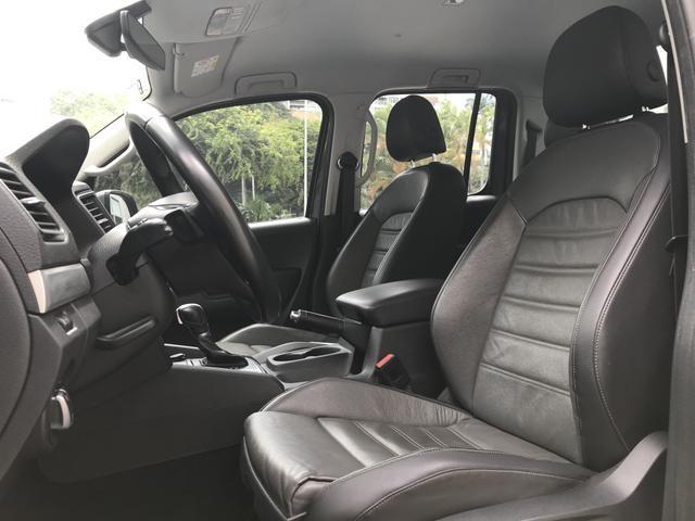 Volkswagen amarok highline tdi 4x4 at 2017, diesel - Foto 15