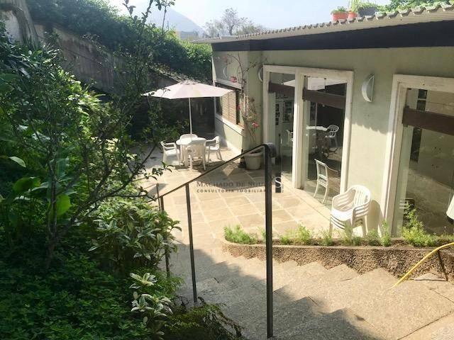 Casa para alugar, 700 m² por r$ 18.000,00/mês - jardim botânico - rio de janeiro/rj - Foto 12