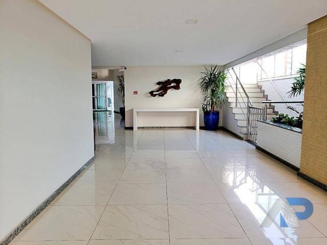 Apartamento com 3 dormitórios à venda, 106 m² por r$ 550.000 avenida cardeal da silva, 182 - Foto 16