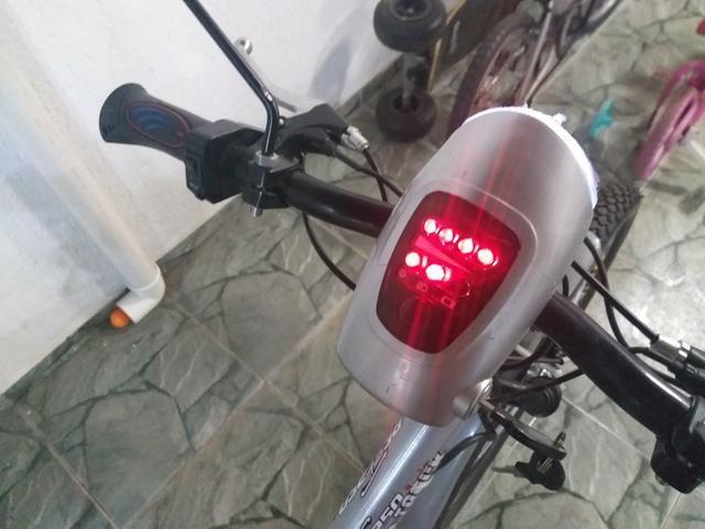 Bicicleta eletrica track - Foto 2