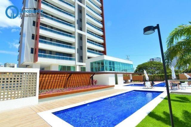 Apartamento residencial à venda, Engenheiro Luciano Cavalcante, Fortaleza. - Foto 5