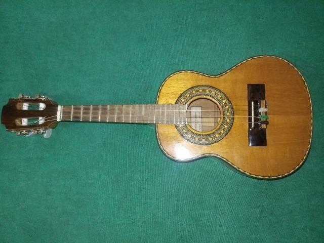 """Cavaquinho """"luthier"""" Fernando Cardoso - Foto 5"""