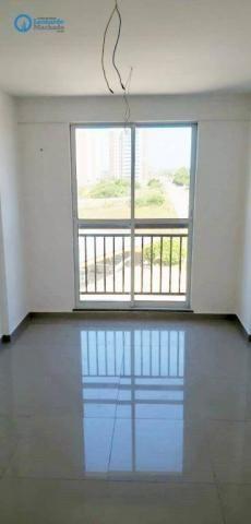 Apartamento com 3 dormitórios à venda, 78 m² por R$ 510.000 - Praia do Futuro - Fortaleza/ - Foto 4