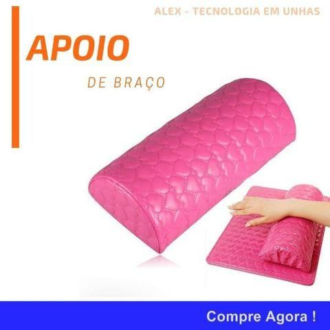 Apoio de Braço Manicure Suporte Conforto - Cuiabá Alex - Foto 3