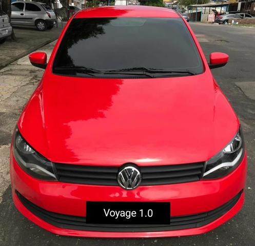 VW Voyage Trendline 1.0 2015