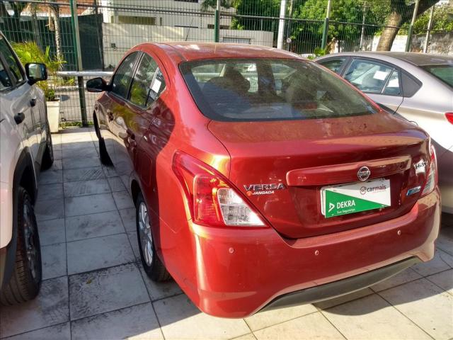 Nissan Versa 1.6 16v Flex Sv 4p Xtronic - Foto 2