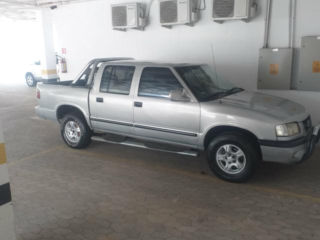 Camionete s10 4x2 turbo diesel, motor mwm 2.8 , ano 2000