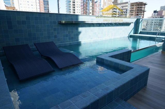 Apartamento à venda com 3 dormitórios em Meia praia, Itapema cod:690 - Foto 16
