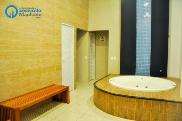 Apartamento com 3 dormitórios à venda, 78 m² por R$ 510.000 - Praia do Futuro - Fortaleza/ - Foto 20