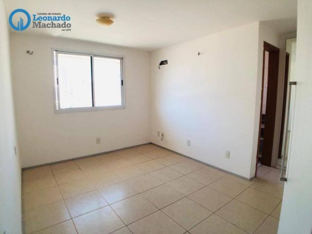 Apartamento com 3 dormitórios à venda, 115 m² por R$ 585.000 - Cocó - Fortaleza/CE - Foto 17