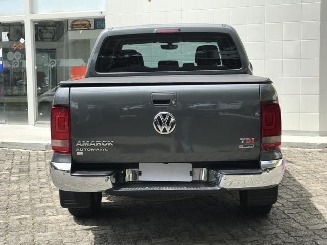 Volkswagen amarok highline tdi 4x4 at 2017, diesel - Foto 5
