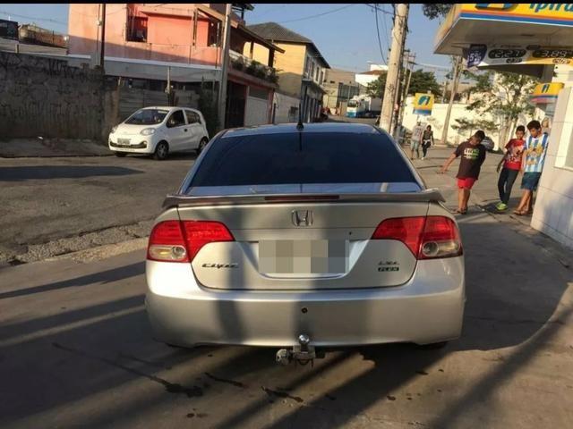 Honda Civic completo em perfeito estado - Foto 8