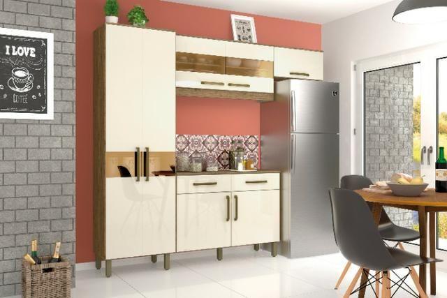 Kit Cozinha B116 07 Portas e 02 Gavetas - Foto 5