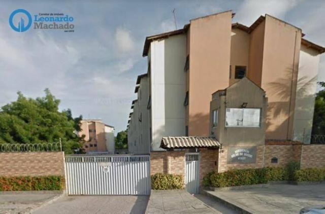 Apartamento com 2 dormitórios à venda, 48 m² por R$ 115.000 - Passaré - Fortaleza/CE