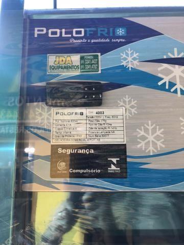Geladeira comercial toda em inox - para restaurantes com 2 porta r$ 3.799,00 - Foto 3