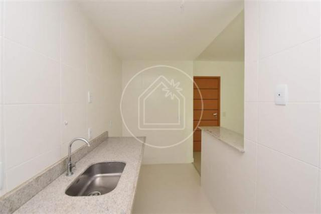 Apartamento à venda com 2 dormitórios em Rio comprido, Rio de janeiro cod:847480 - Foto 10