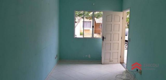 Casa com 3 dormitórios para alugar, 53 m² - san marino - vargem grande paulista/sp - Foto 2