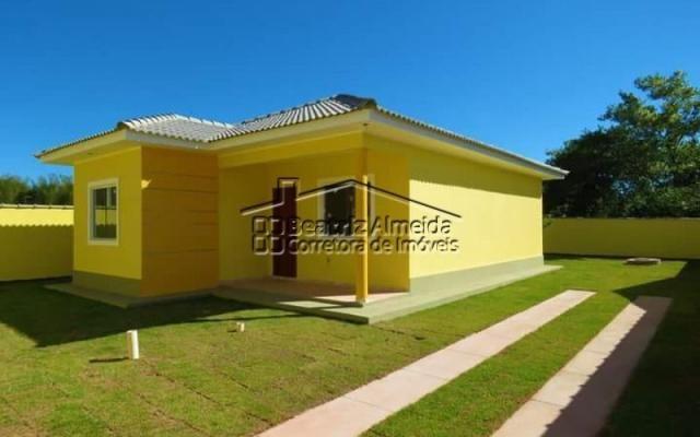 Linda casa de 3 quartos, sendo 1 suíte, no Portal dos Cajueiros - Foto 3