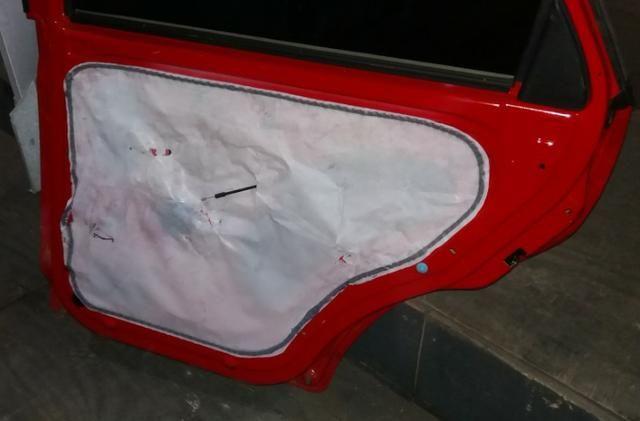 Porta Traseira Chery Celer 2012/2013 Desmontada - Foto 4