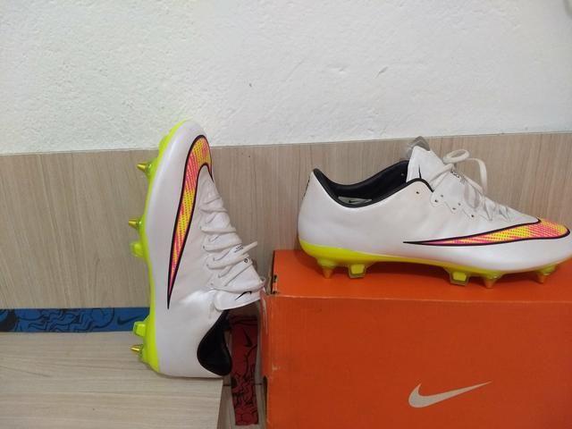 6c220bd3da054 Chuteira Nike mercurial vapor X Acc SG-Pro - Roupas e calçados ...