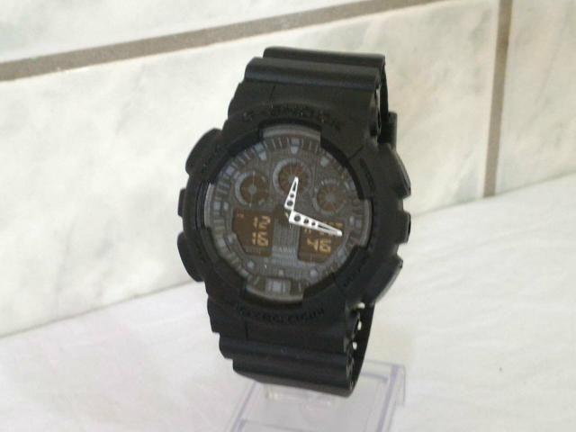 b423549a088 G-Shock Preto Fosco - Bijouterias