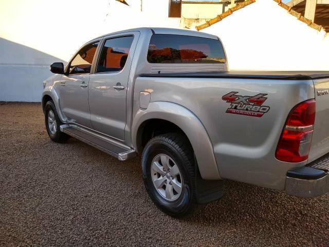Toyota Hilux SRV 3.0 4x4 Diesel automática top - Foto 16