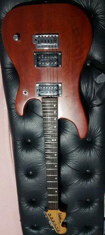 Guitarra washburn nuno Benttecourt - Foto 2