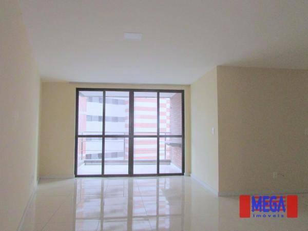Apartamento com 2 dormitórios para alugar, 80 m² por R$ 1.700/mês - Mucuripe - Fortaleza/C - Foto 4