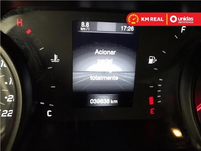 Fiat Argo Drive 1.0 Branco 4 portas completo km Baixa - Foto 9