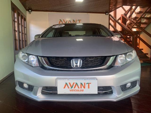Honda Civic LXR 2.0 (Aut) (Flex) 2015 - Foto 3