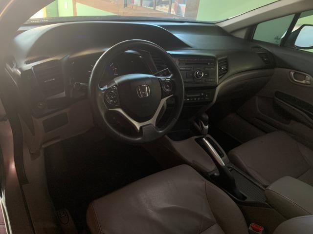 Honda Civic LXR 2.0 (Aut) (Flex) 2015 - Foto 5