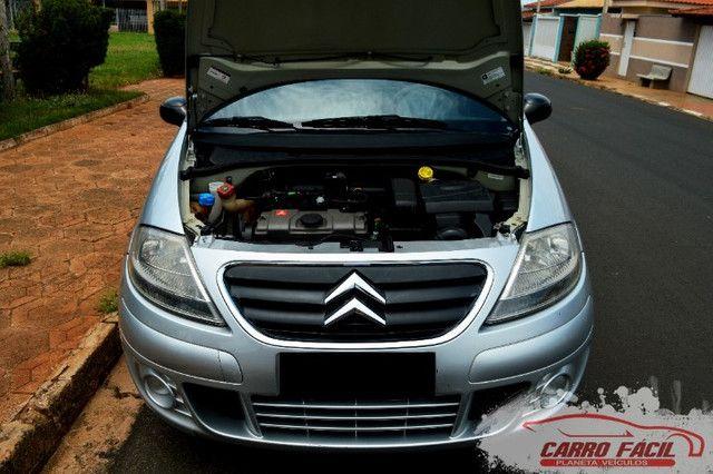 Citroen C3 GLX 1.4 flex 2011 completo ! - Foto 6
