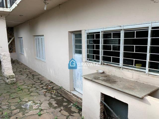 Casa com 2 dormitórios para alugar, 75 m² por R$ 900,00/mês - Salgado Filho - Gravataí/RS