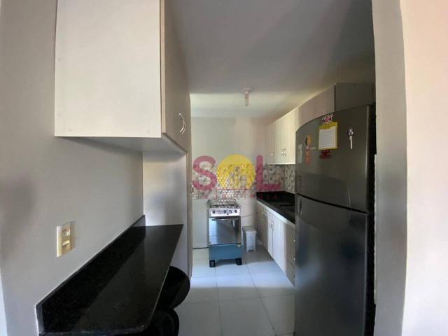 Apartamento à venda, 57 m² por R$ 169.000,00 - Uruguai - Teresina/PI - Foto 13